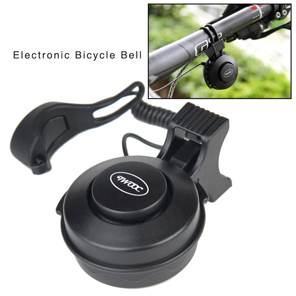Electric Bike Horn USB Charging Electronic Bicycle Bell Riding Equipment Accessories Universal For Various Types Of Bikes