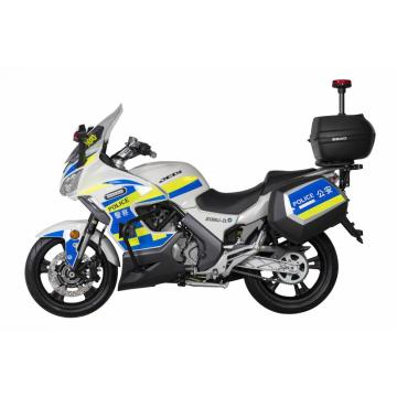 Police Using 320cc Motorcycle