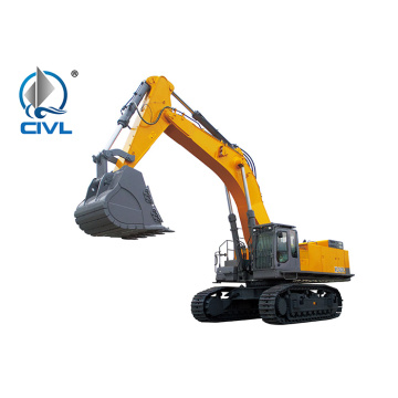 90 Ton Large Excavator for Sale