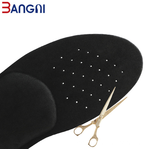 Mild flat feet Cork Orthotic Arch support Insoles