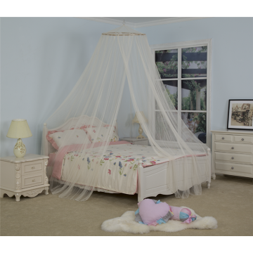 Circular Bed Canopy Household For Double Bed