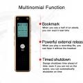 Voice Recorder Mini HD Digital Long Distance Voice Recorders Professional Audio Recording Pen Screen Activate Dictaphone Device