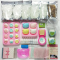 Transparent Soap Base DIY Handmade Soap Making Raw Material For Essential Oil Soap Breast Milk Soap Making