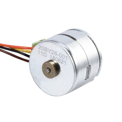 DC Stepper Motor, DC Stepper Motor Micro 5V, Permanent Magnet Stepper Motor for POS Terminal Customizable