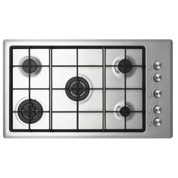 Fisher Paykel Steel Built-in Hobs 60cm