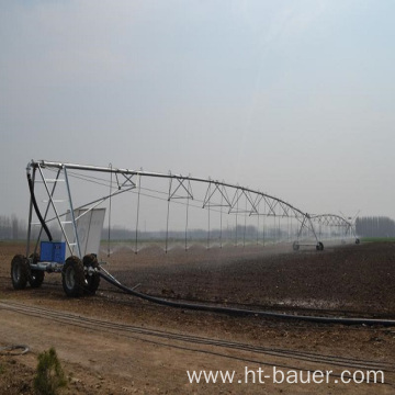 Automatic Mobile Linear Pivot irrigation system