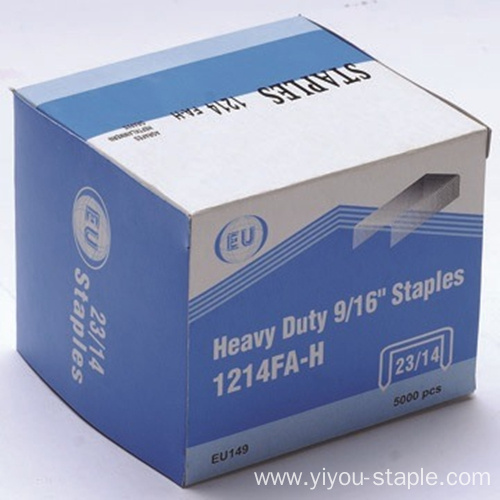 Metal Silver Stainless Steel 23/20 Heavy Duty Staples