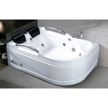 2 People Massage Whirlpool Spa Bathtub Indoor