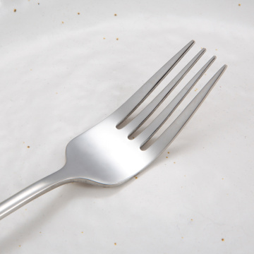 Long Handle Colored stainless steel dinner fork