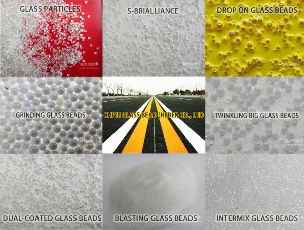 Drop-on Micro Glass Beads
