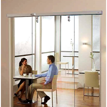 Electric home automatic sliding door