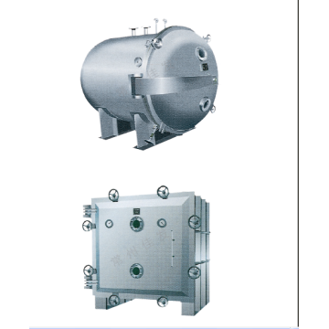 Vacuum Chamber Drying Machine