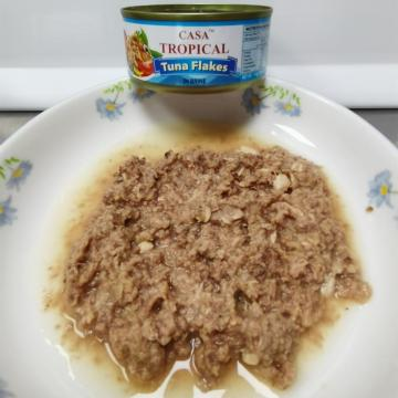 Tropical Canned Tuna In Brine Shred And Flake