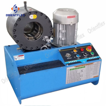 Reliable 2 inch functional hose crimping machine HT-91H-6