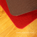 Polyester absorbent waterproof embroidery entrance doormat