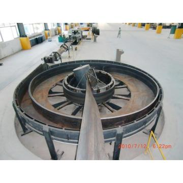 ERW tube mill for API