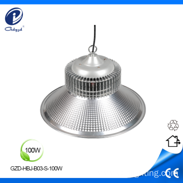 LED industrial lighting 100W led highbay light