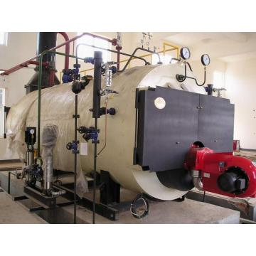 Energy Efficient Oil Fired Steam Boiler