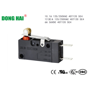 Dustproof Micro Switch Quick Connect