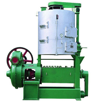 Big Capacity Mustard Oil Expeller Commercial Oil Press Machine