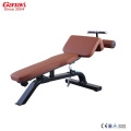 Professional Fitness Equipment Adjustable Decline Bench