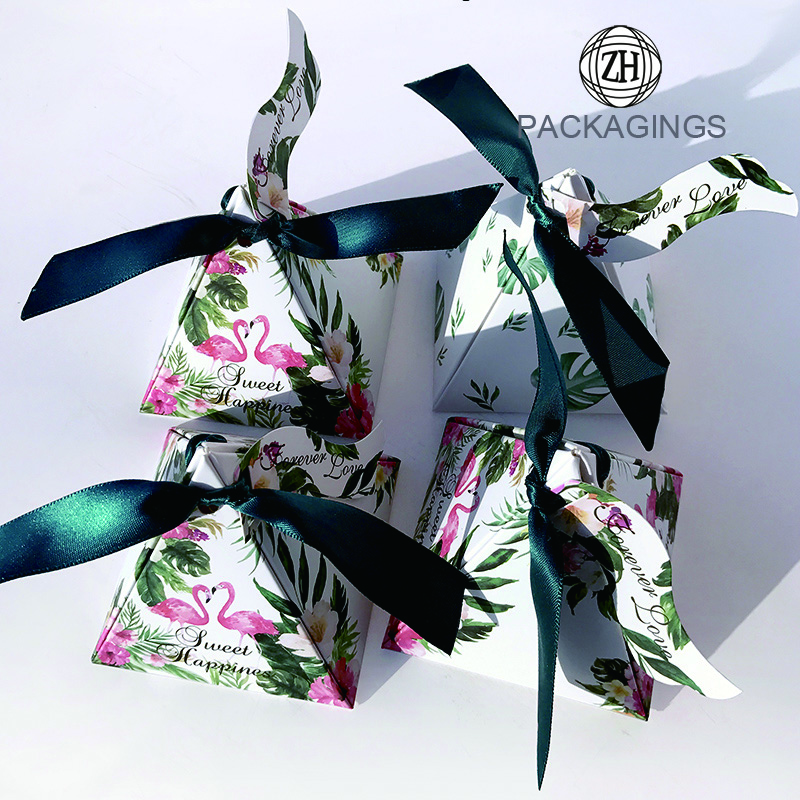 Decorative Favors Candy Packaging Gift Boxes