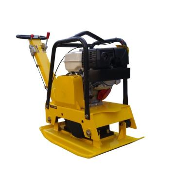 Original honda engine vibrating reversible plate compactor