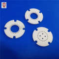 high compression insulated zirconia ceramic platform roundel