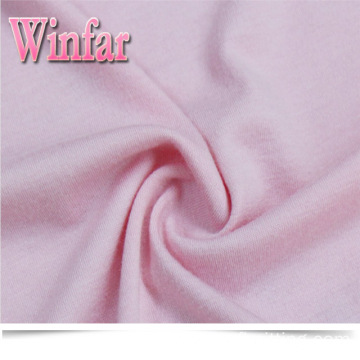 Solid Dyed Knitted 100% Polyester Ring Spun Fabric