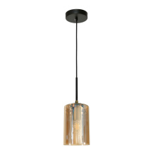 Glass Material Hanging light Single Pendant Lamp