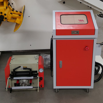 Coil Feeder Press Pneumatic Nc Servo Roll Feeder