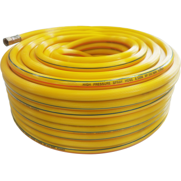 rubber high pressure spray hose for spout water