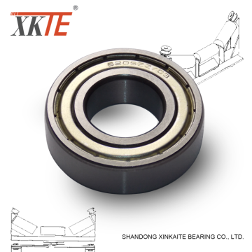 Iron Shielded Radial Ball Bearing 80204 C3 C4