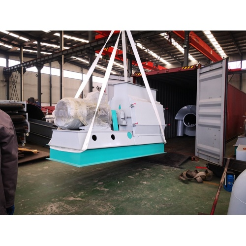 Efficient Wood Chips Hammer Mill With High Quality