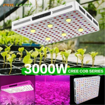 Phlizon Cree COB CXB2590 Grow Light