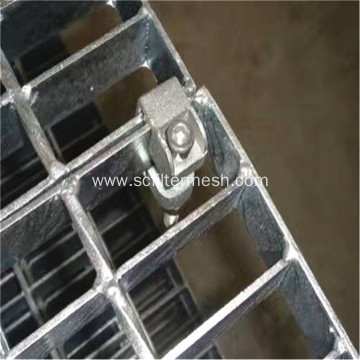 Galvanized Steel Bar Grating Catwalk