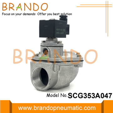 SCG353A047 Dust Collector Pulse Diaphragm Valve 1 1/2''