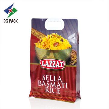 Printed 5kg Food Grade Moisture Proof Rice Bag