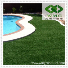 Popular Sales PE/PP Garden Synthetic Turf Factory