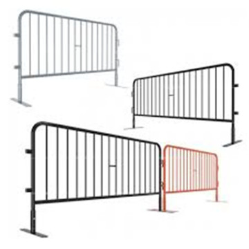 crowd control metal barriers