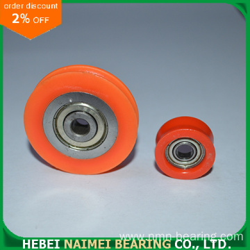 Nylon Plastic Coated Ball Bearing
