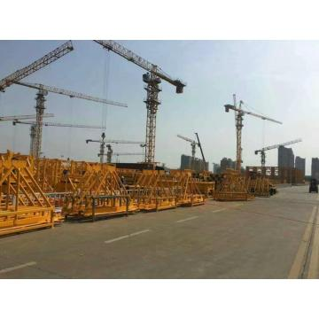 Ease of installation tower crane