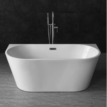 Acrylic Freestanding Bathroom Tub Corner Bathtubs