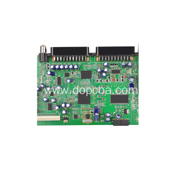 Impedance Control Multilayer Printed Circuit Board Assembly