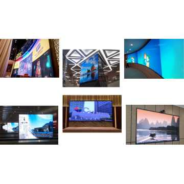 P1.875 Indoor HD LED Video Wall