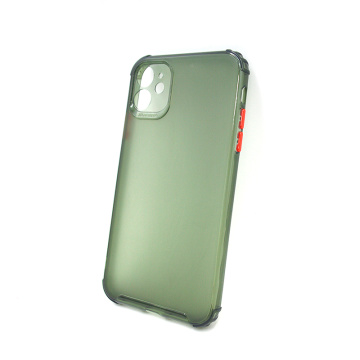 Shockproof Slim Silicone Phone Case for Iphone 11