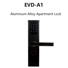 Low-power apartment code lock