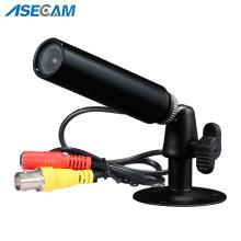Sony 960H Effio 1200TVL Analog CCTV Camera Outdoor Small Black Metal Bullet Mini Security Camera 3.6MM Lens Surveillance Camera