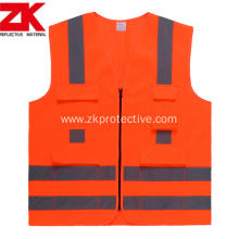Reflective garment with ENISO 20471 certificated