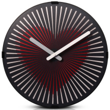My Heart Picture Motion Wall Clock